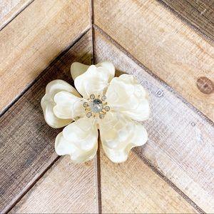 St John Large Flower Pin